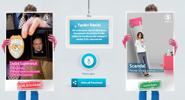 Digital Campaign TVC Kanal 5
