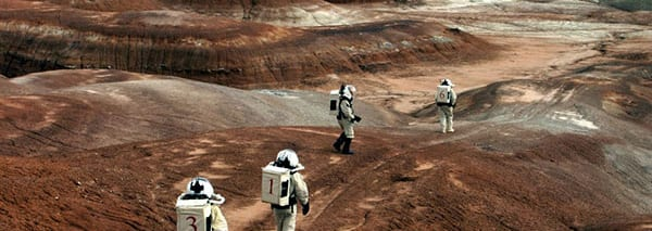 Morgenland on Mars